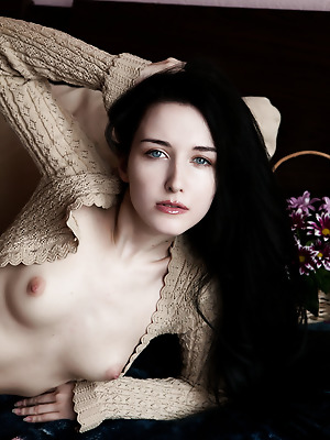 The Life Erotic  Natali B  Blue eyes, Beautiful, Softcore, Erotic
